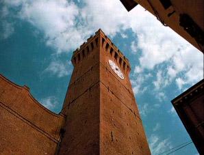 Matrimonio civile al Cassero di Castel S. Pietro Terme