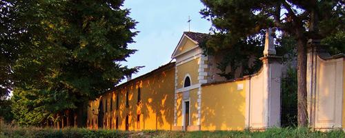 Sposarsi nell'antico Convento dell'Annunciata di Medole
