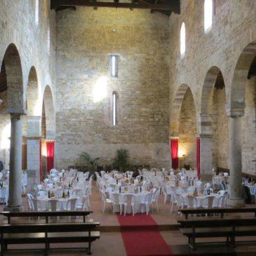 Matrimonio civile nell'Abbazia di S. Zeno