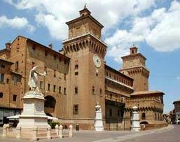 Matrimonio civile a Castello Estense