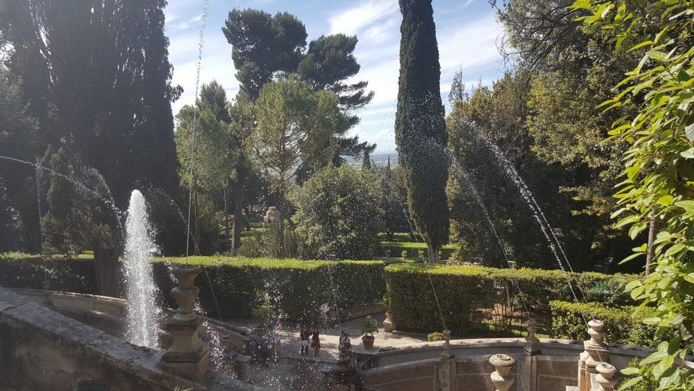 Villa d'Este - Tivoli